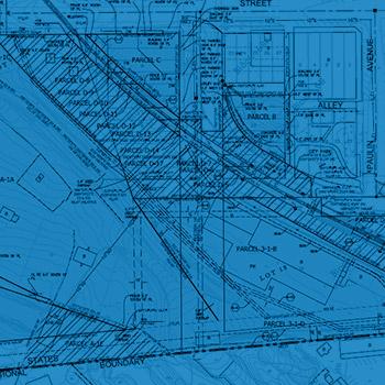 legal boundries survey calexico CA